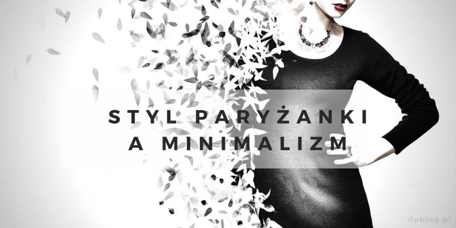 minimalizm paryżynka