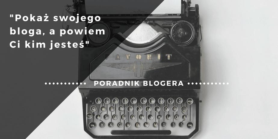 poradnik blogera