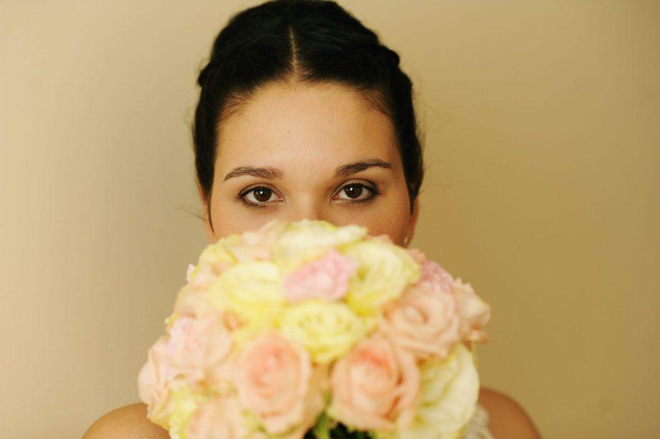 walentynkowe prezenty - bukiet kwiatów