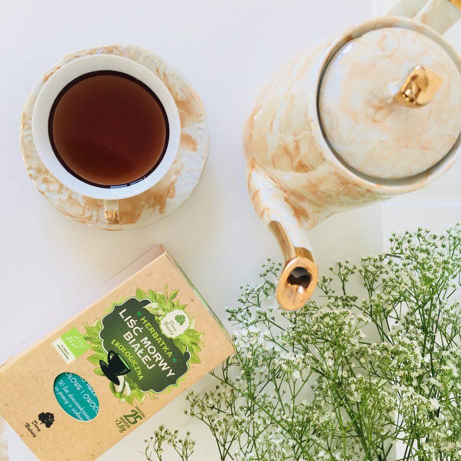 herbata z morwy białej