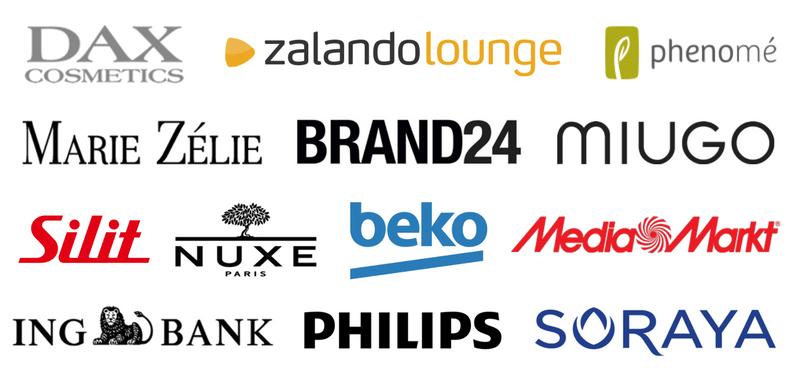 firmy z ktorymi wspolpracowalismy - Współpraca