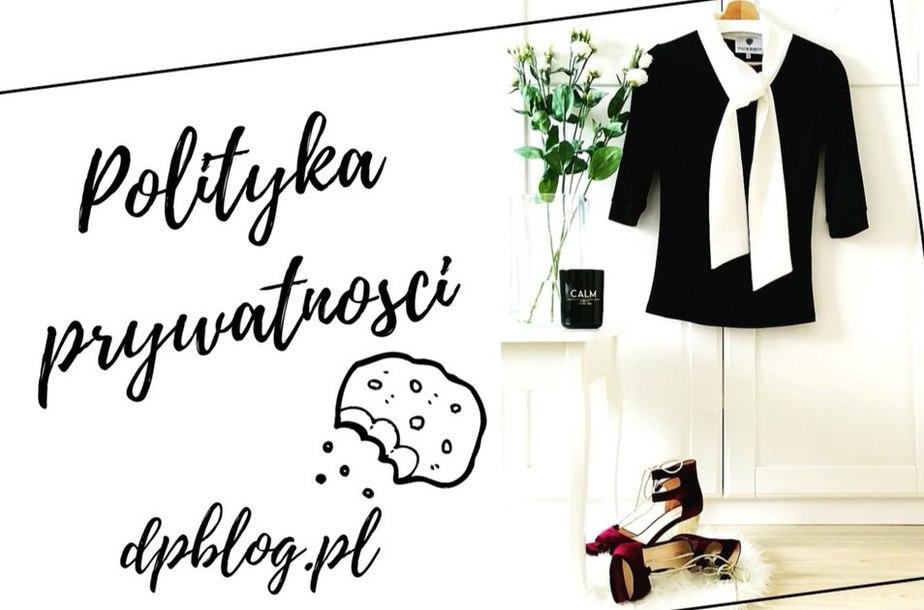 polityka prywatności strony dpblog.pl