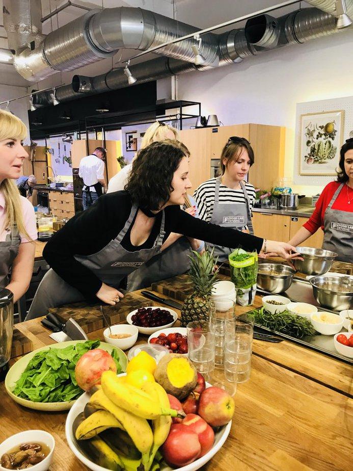 food lab studio gotowanie - Warsztaty kulinarne w Food Lab Studio w Warszawie