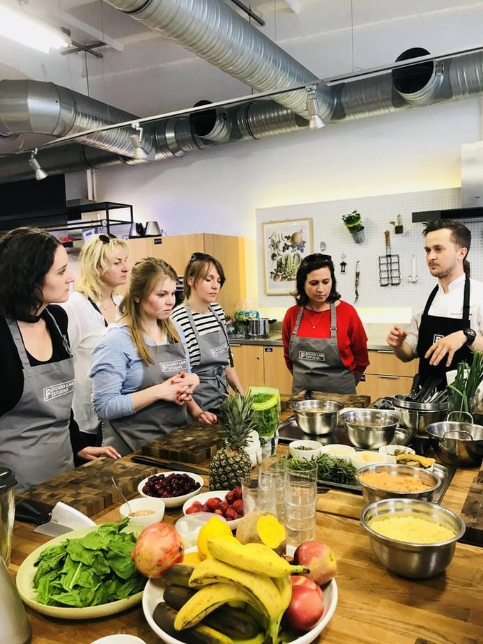 food lab warszawa - Warsztaty kulinarne w Food Lab Studio w Warszawie