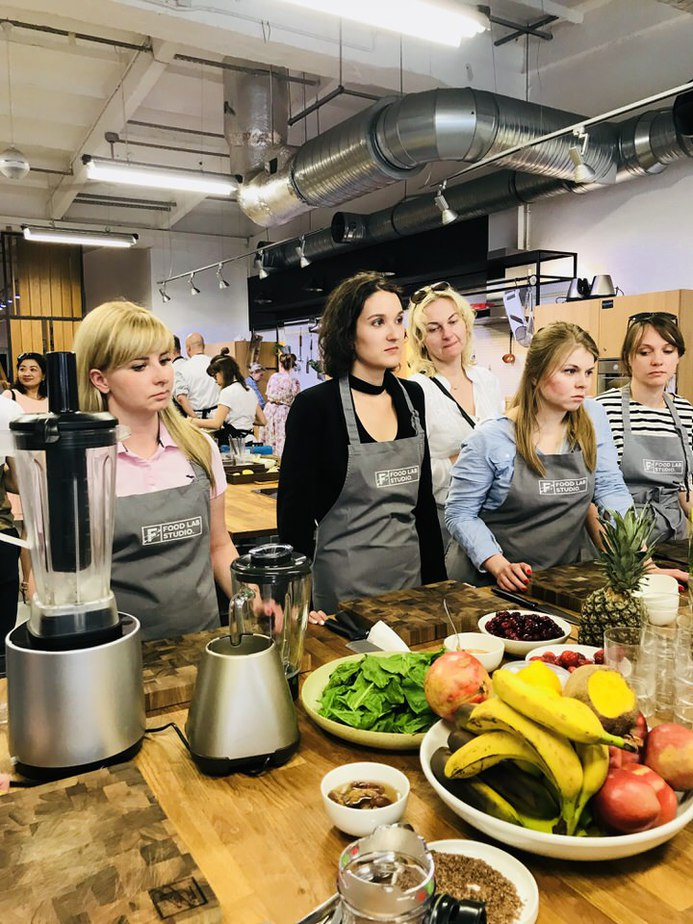 warsztaty kulinarne z galeria mokotow - Warsztaty kulinarne w Food Lab Studio w Warszawie