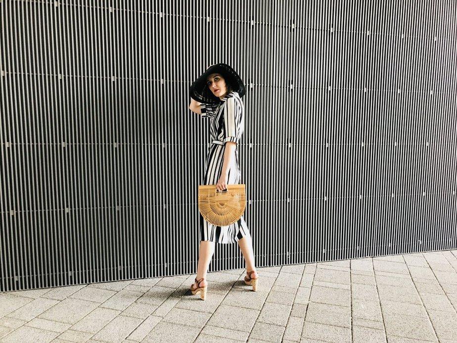 koszyk bambusowy cena