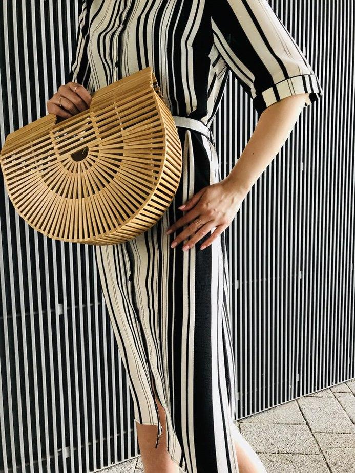bambusowy koszyk opinie