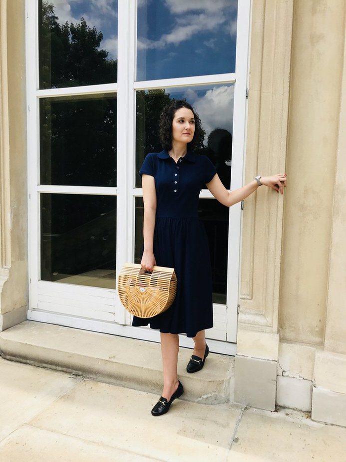Polo Marie Zélie dress
