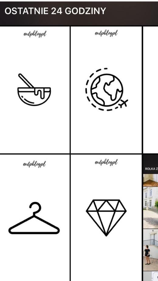 tworzenie ikonek wyroznienia na instagram krok 3 - Ikonki na IG - jak dodać ładne wyróżnione relacje