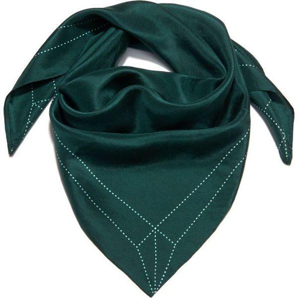 zielona chusta w.kruk