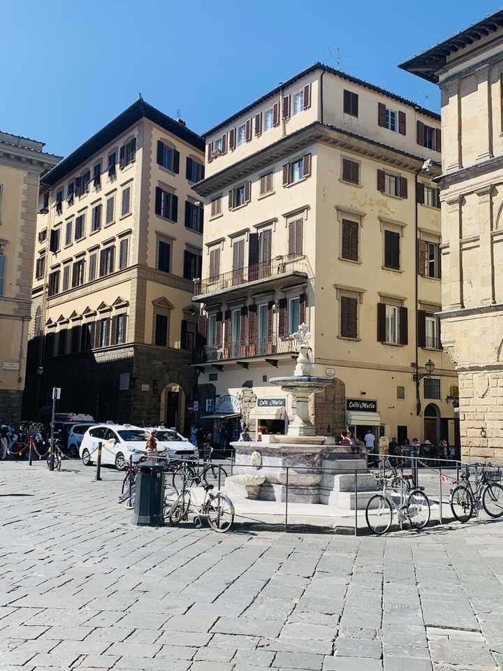 plac we florencji wycieczka