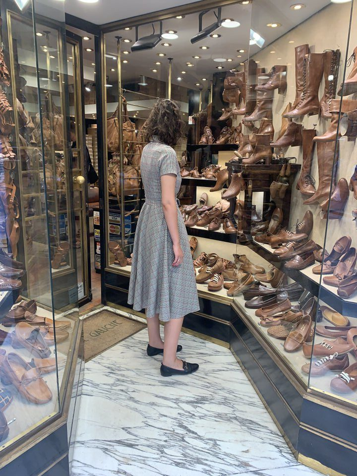 Italian handmade shoes