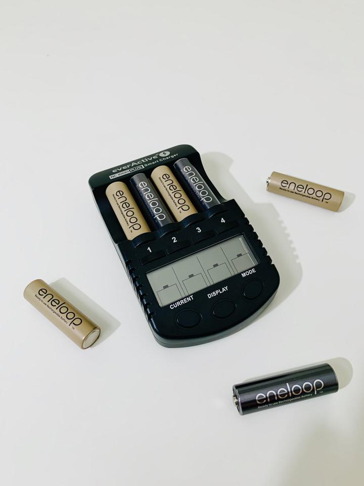 akumulatorki firmy eneloop