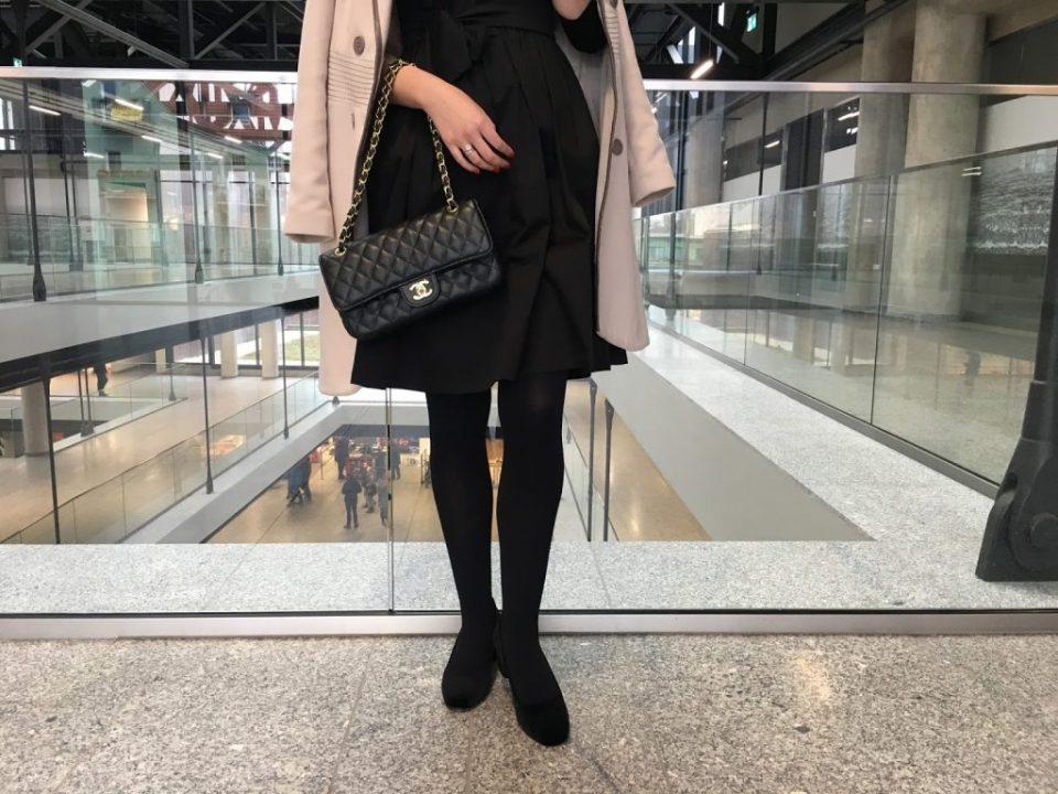 chanel handbag stylizations