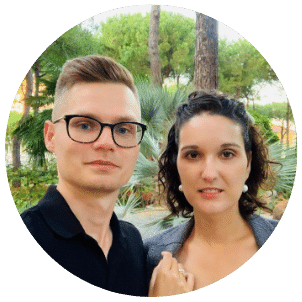Piotr oraz Dominika Pliszka